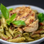 Chicken Pasta Pesto