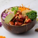 Chicken Peanut Buddha Bowl