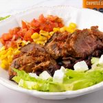 Chipotle Beef Salad