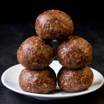 Orange Chocolate Protein Balls