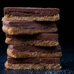 Chocolate PB Flapjacks